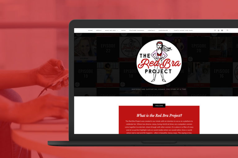 The Red Bra Project