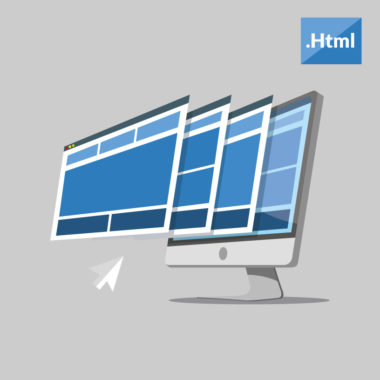 Web Template Design (1) (HTML)