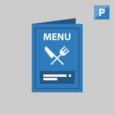 Menu Design (4 Pages)