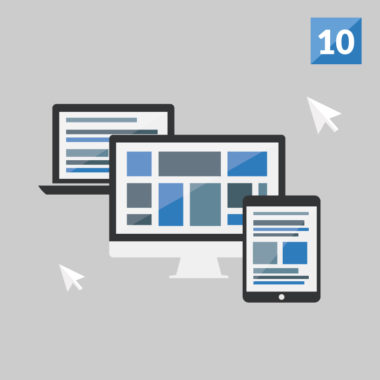 WordPress (10 Pages)