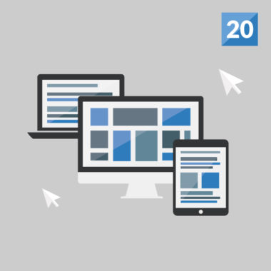 WordPress (20 Pages)