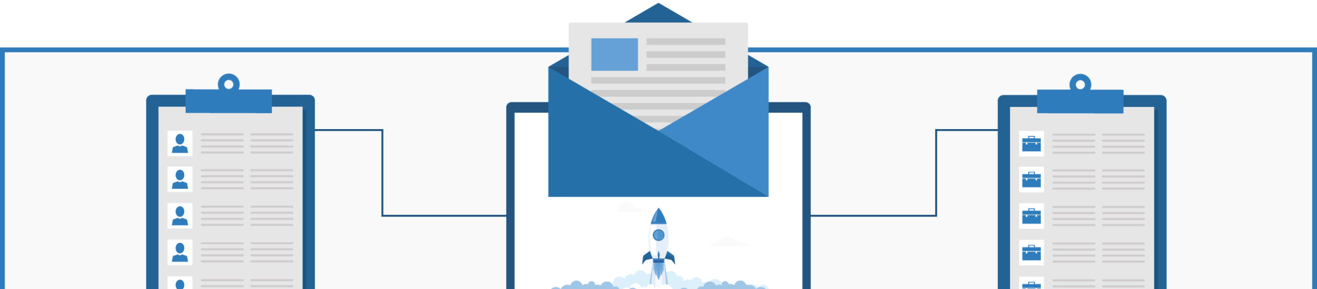 Email list building infographic desktop