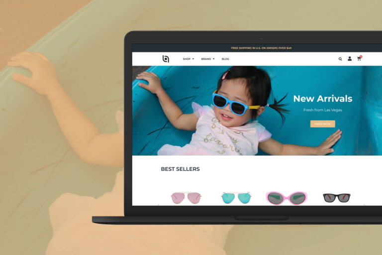 Beyond Acuity E-Commerce Store