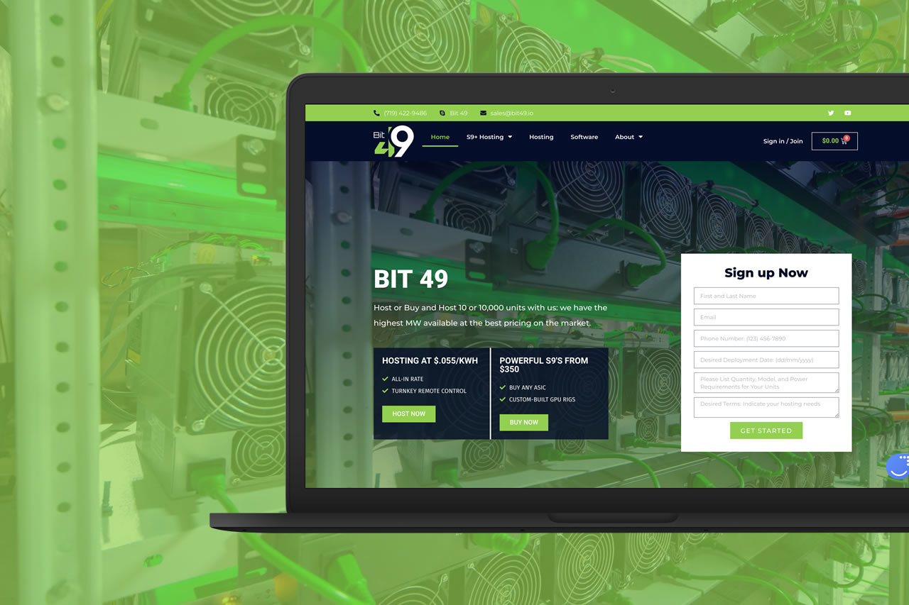 Bit49 Mining