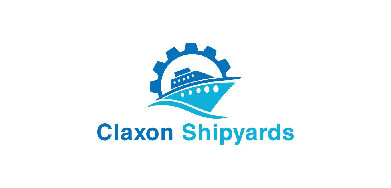 claxon shipyards logo 4