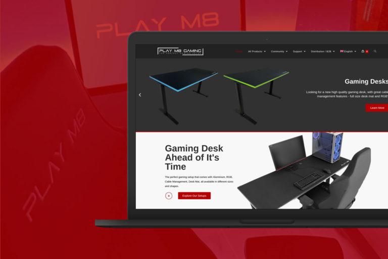 Play M8 Gaming