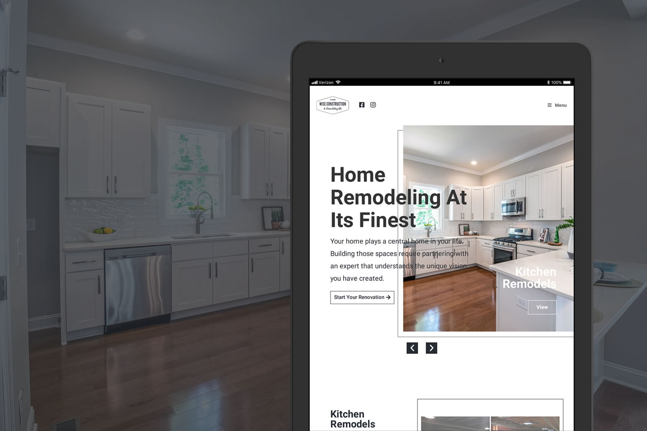 Wise Construction & Remodeling
