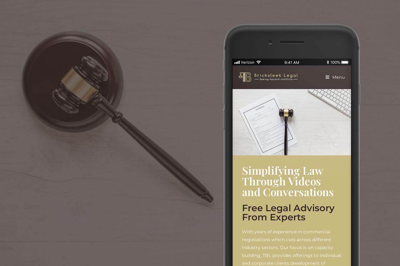 The Bricksleek Legal