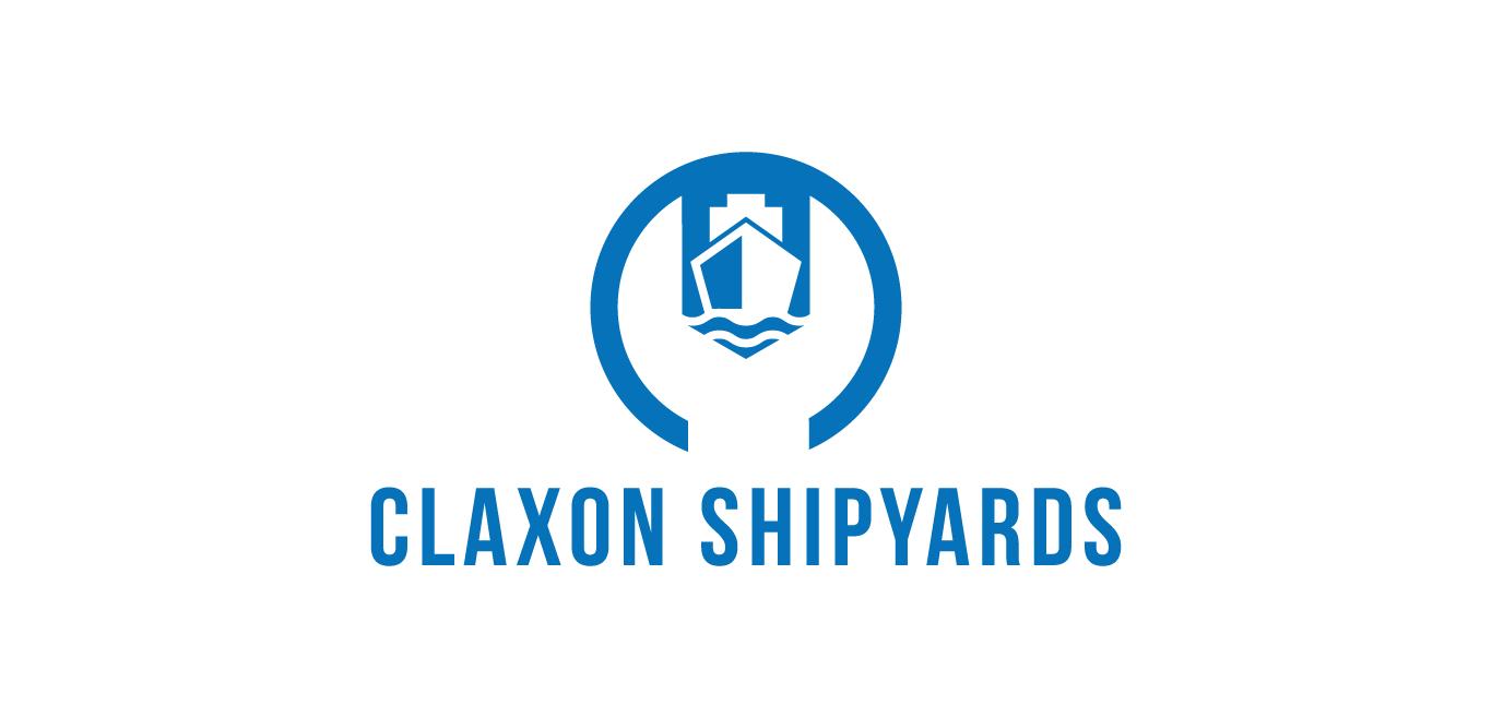 claxon shipyards logo 3